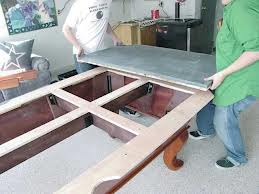 Pool table moves in Wilkes Barre Maryland